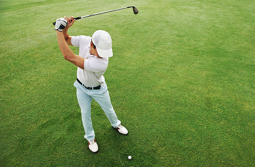 Golf Screening & Injuries